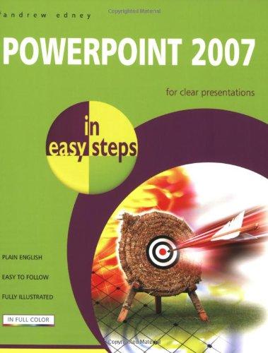 Powerpoint 2007 In Easy Steps