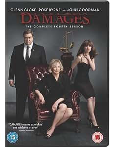 Damages - Season 4 [DVD]