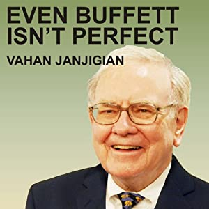 Even Buffett Isn't Perfect Audiobook