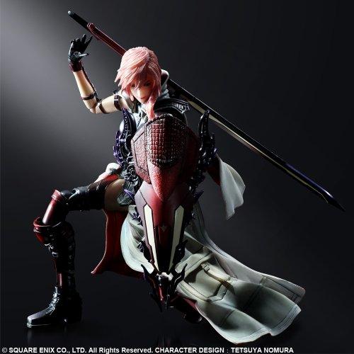 LIGHTNING RETURNS:FINAL FANTASY XIII PLAY ARTS改 ライトニング(PVC塗装済みアクションフィギュア)