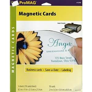 Amazon ProMAG 8 5 x 11 Inches Inkjet Printable