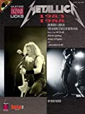 Metallica - Legendary Licks 1983-1988 (Guitar Legendary Licks)