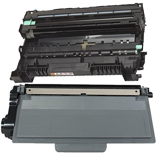 (1 Drum + 1 Toner) Inktoneram® Replacement Super High Yield Toner Cartridges & Drum For Brother Tn780 Dr720 For Brother Dr-720 Tn-780 Set