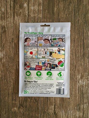 Fenugreen-FreshPaper-Produce-Saver-Sheets