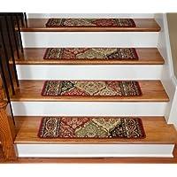 Dean Premium Carpet Stair Treads - Panel Kerman 31