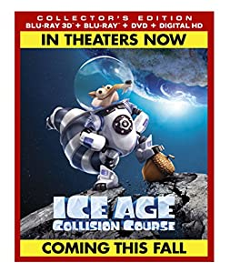 Ice Age: Collision Course [3D Blu-ray] from 20th Century Fox