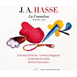 Hasse: La Contadina/ Mascitti: Concerto in G major op. 7 no. 6