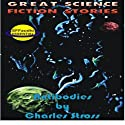 Antibodies Audiobook by Charles Stross Narrated by  Jared Doreck