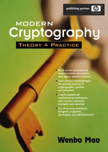 Modern Cryptography: Theory and Practice