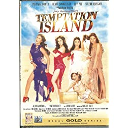 Temptation Island Original -Philippines Filipino Tagalog DVD Movie