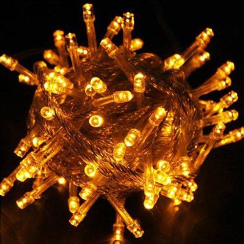Bestofferbuy serie di 100 luci led decorative cavo 10 m - Luci decorative ...