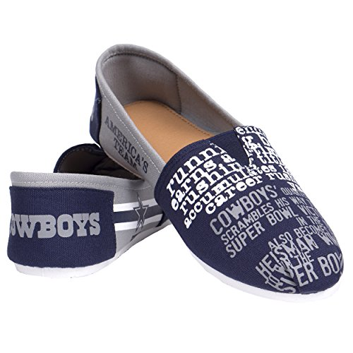 Dallas Cowboy Shoes Online