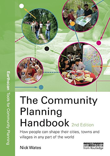 The Community Planning Handbook (Earthscan Tools for Community Planning)