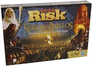 El Señor de los Anillos - Risk, juego de mesa (Eleven Force 82011)
