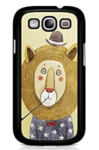 GeekCases Alone Tiger Back Case for Samsung Galaxy S3