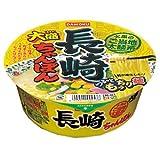 大黒食品 ご当地太麺系 長崎ちゃんぽん カップ 109g×12個