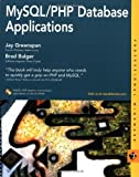 img - for MySQL/PHP Database Applications (M&T Books) by Jay Greenspan (2001-01-29) book / textbook / text book