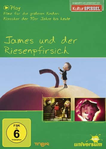 JAMES UND DER RIESENPFIRSICH [IMPORT ALLEMAND] (IMPORT) (DVD)