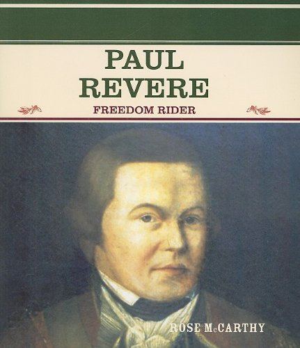 a biography and life work of paul revere Paul revere facts: paul revere (1735-1818), american patriot, silver smith, and engraver, is remembered for his ride before the revolutionary war to warn american patriots of a planned british attack.