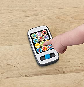 Fisher-Price Laugh and Learn Smart Stages Smart Phone from Fisher Price