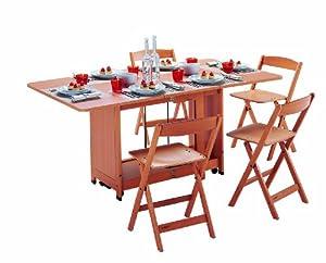 Foppapedretti copernico tavolo pieghevole casa - Tavolo pieghevole foppapedretti ...