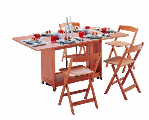 Foppapedretti copernico tavolo pieghevole - Tavolo contenitore bambini ...