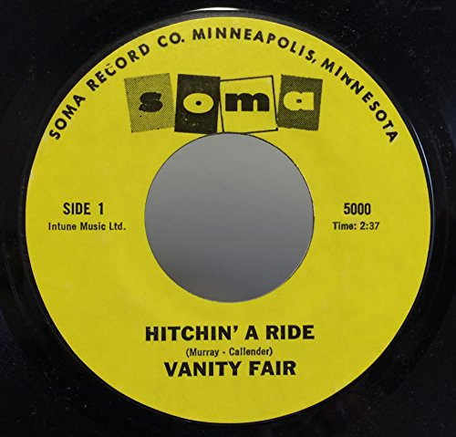 Vanity Fair - Vanity Fair Hitchin A Ride / Early In The Morning 45 Rpm Single - Zortam Music