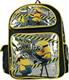 AI Despicable Me 2 Minion Jerry Stewart 16 Large Backpack