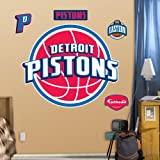 NBA Logo Vinyl Wall Graphic Set