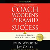 Coach Wooden's Pyramid of Success: Building Blocks for a Better Life | [John Wooden, Jay Carty]