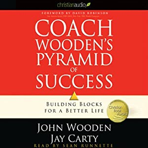 Coach Wooden's Pyramid of Success Audiobook