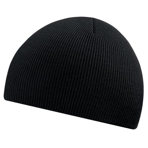 5c46395dddc Beechfield Plain Basic Knitted Winter Beanie Hat - Import It All