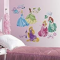 Roommates Rmk2199Scs Disney Princess…
