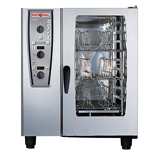 Rational Heavy Duty Combimaster Oven 101 Propane Gas Commercial Kitchen Restaurant Cafe