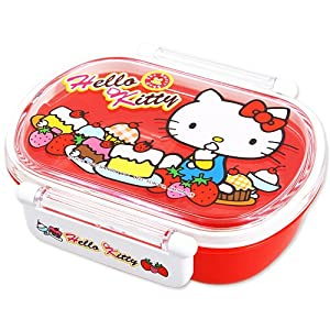 series lunch bento lunch box case tm the sweet shop hello kitty lunch box japan import. Black Bedroom Furniture Sets. Home Design Ideas