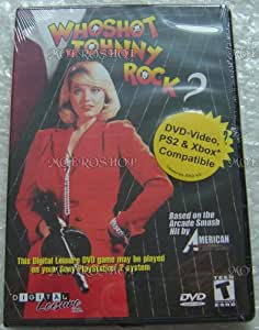 Who shot Johnny Rock - DVD game