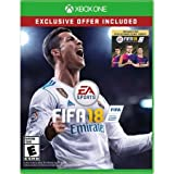 Fifa 18 Limited Edition (Xbox One) - Exclusive Offer ( 500 Ultimate Team Points included )
