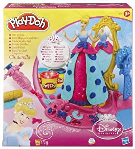 Play-doh Disney Spin And Style Cinderella by Play-Doh