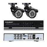 FLOUREON 4CH Full 960H Realtime CCTV DVR Video Surveillance Recorder...
