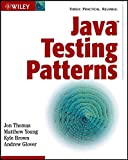 img - for Java Testing Patterns book / textbook / text book