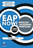 img - for Eap Now!: English for Academic Purposes. Teacher's Book book / textbook / text book