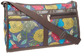 LeSportsac Deluxe Satchel,Tilly,One Size
