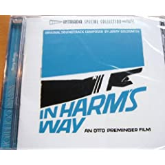 """IN HARMS WAY"" ORIGINAL MOTION PICTURE SCORE."