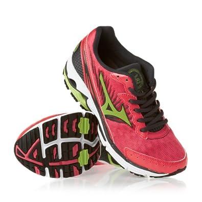 Mizuno Lady Wave Rider 16 Running Shoes - 7.5 - Green