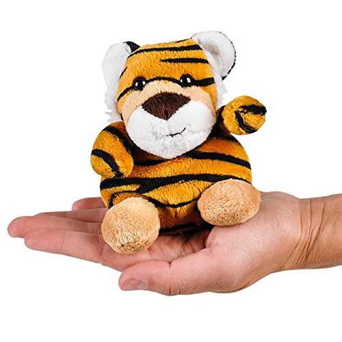 Tiger Beanie Bean Filled Plush Stuffed Animal - 1