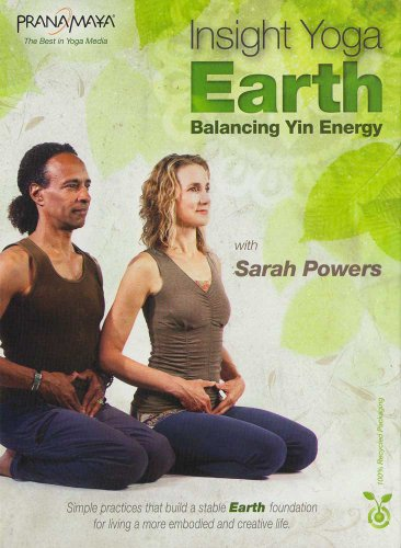 Insight Yoga Earth: Balancing Yin Energy with Sarah Powers (Sarah Powers compare prices)