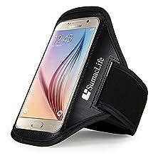 buy Sumaclife Fashion Sports Series Cellphone Armband Armlet For Samsung Galaxy S6 Edge Plus/ Note5/ Note Edge/ Sony Xperia Z3/ Microsoft Lumia 640 Xl/ Lg G4/ G Vista/ G Stylo/ G Vista (Black)