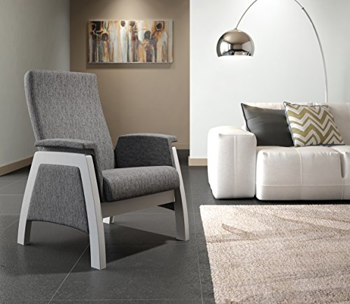 Ultramotion by Dutailier California Glider, Grey - 1