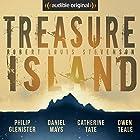 Treasure Island: An Audible Original Drama Hörspiel von Robert Louis Stevenson, Marty Ross - adaptation Gesprochen von: Philip Glenister, Daniel Mays, Catherine Tate, Owen Teale