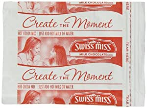 Swiss Miss Hot Cocoa Mix Milk Chocolate 60 Envelopes [Misc.]